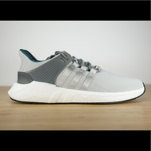 best loved d34c0 77363 Adidas EQT Support 93/17 Grey Teal White Boost NWT